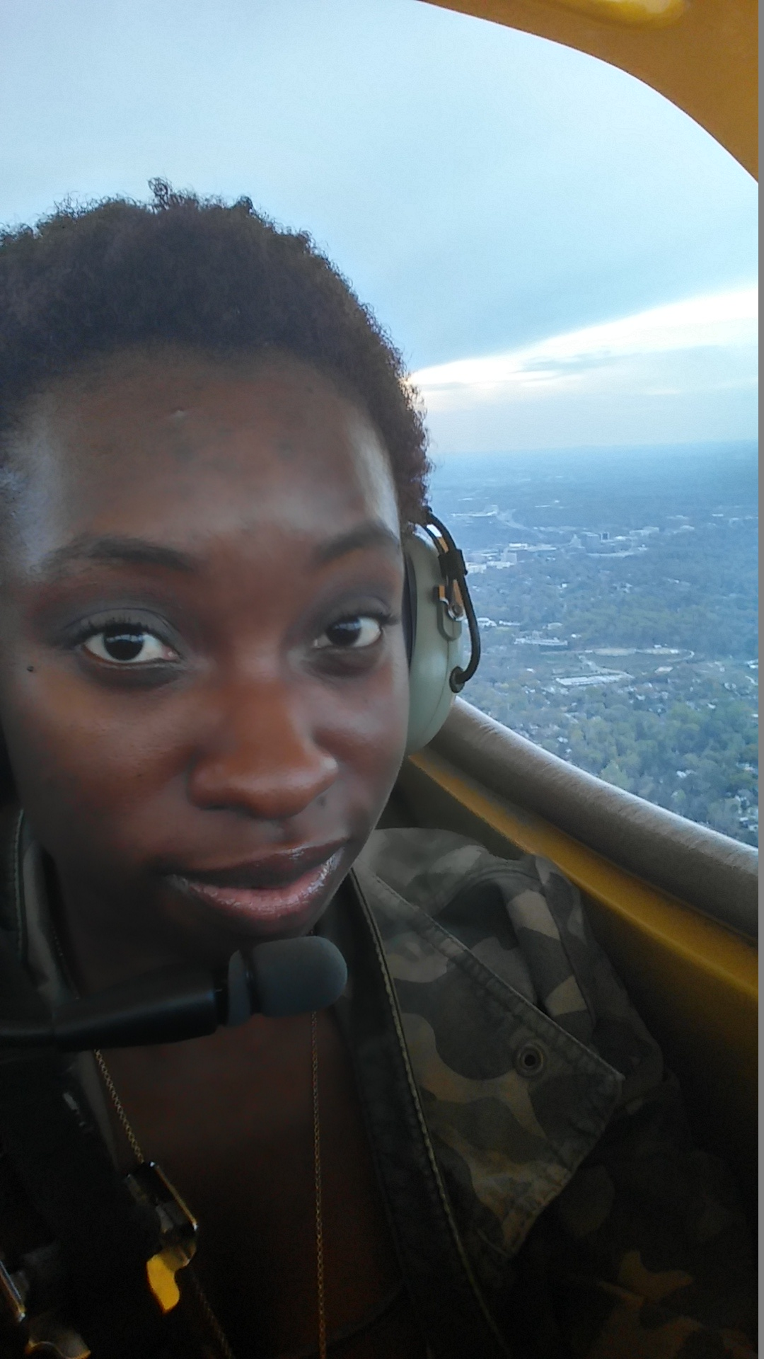 This is 25 (I took a biplane ride around Atlanta on my 25th birthday)