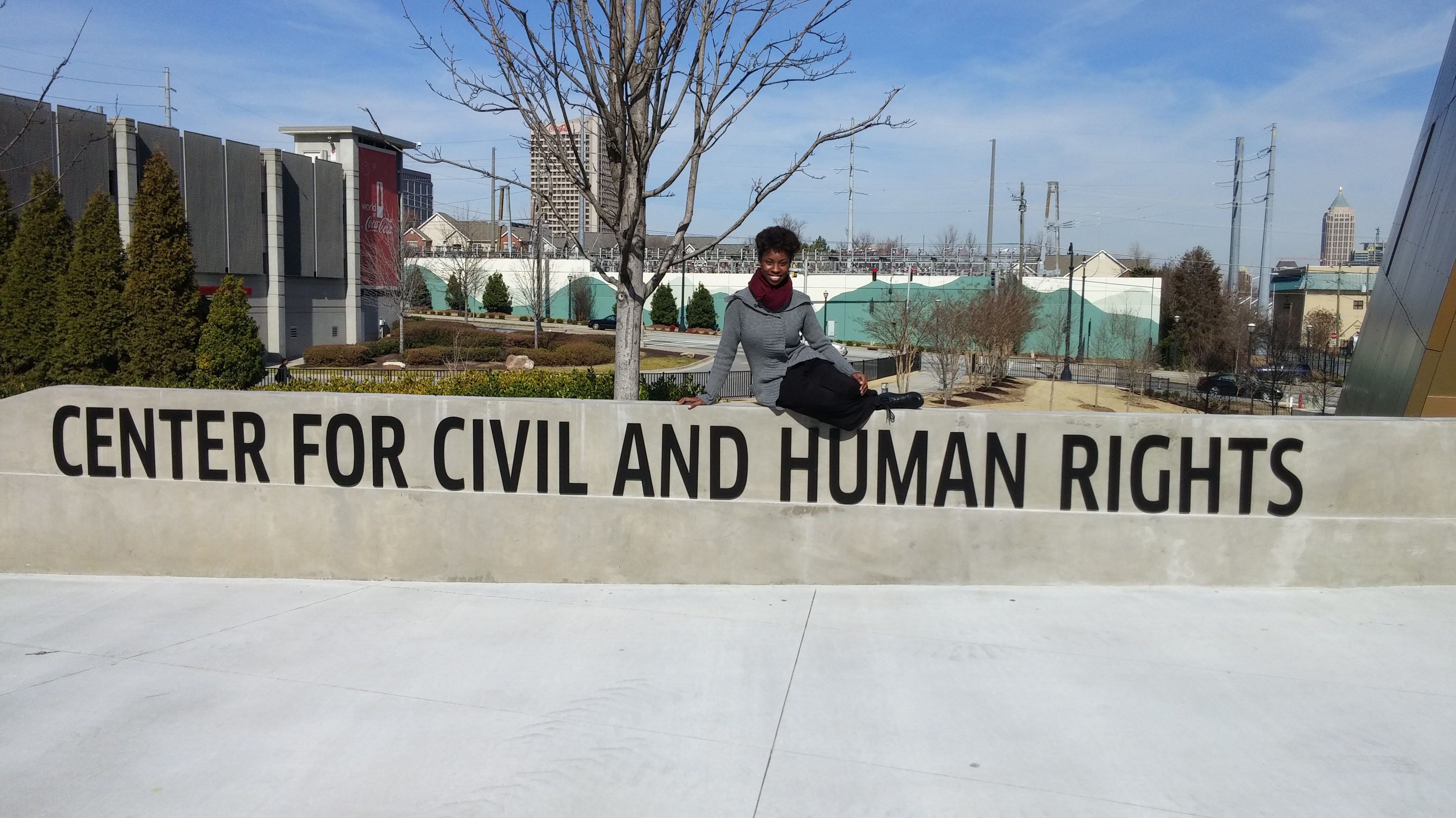A day at the museum (March 2015)